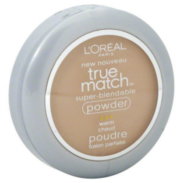 True Match Super-Blendable Powder W3 Nude Beige Foundation