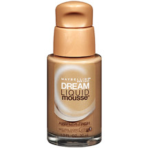 Maybelline Dream Liquid Make-up Natural Ivory