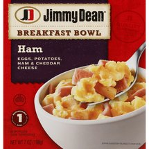 Jimmy Dean Ham Breakfast Bowls
