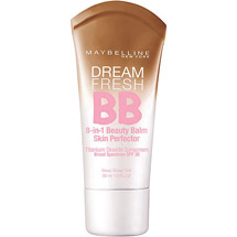 Maybelline Dream Fresh BB Cream Sheer Tint 8-In-1 Skin Perfector Light/Medium Deep