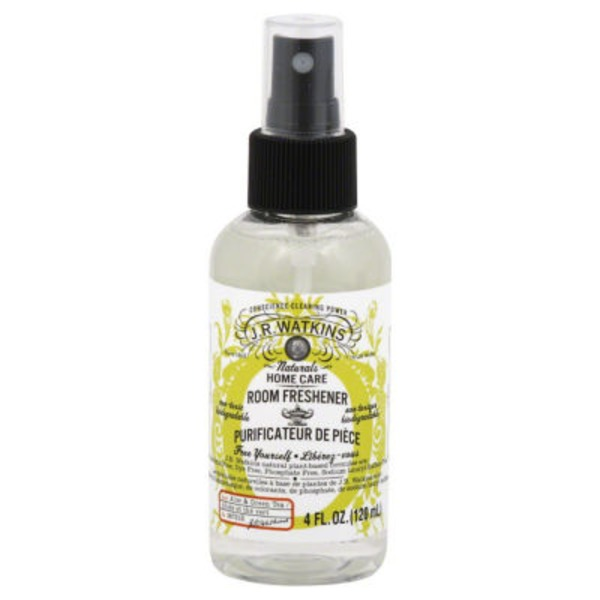 J.R. Watkins Aloe & Green Tea Scented Room Freshener