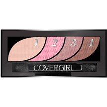 CoverGirl Eye Shadow Quad 720 Blooming Blushes