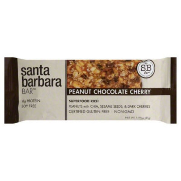 Santa Barbara Winery Peanut Chocolate Cherry