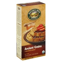 Nature's Path Waffles, Ancient Grains