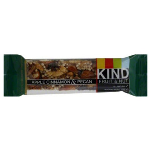 KIND Apple Cinnamon & Pecan Fruit & Nut Bar
