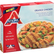 Atkins Orange Chicken Frozen Entree