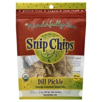 Snip Chips Dill Pickle