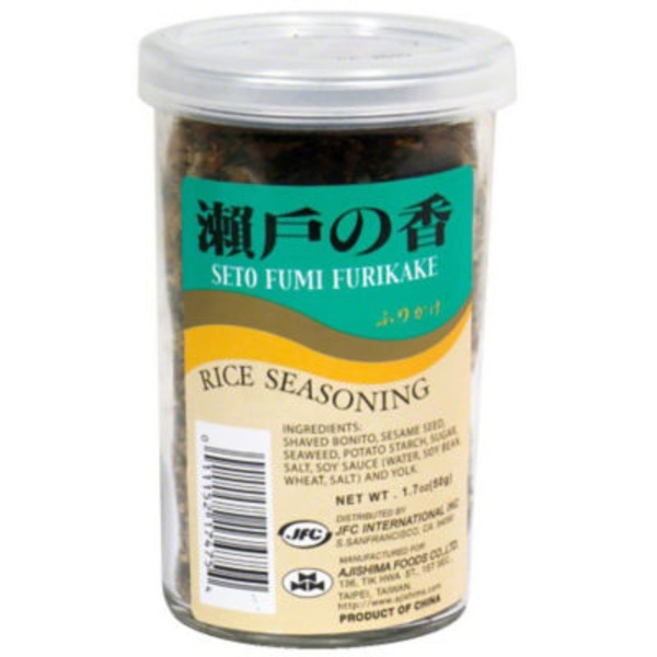 JFC Seto Fumi Furikake Rice Seasoning
