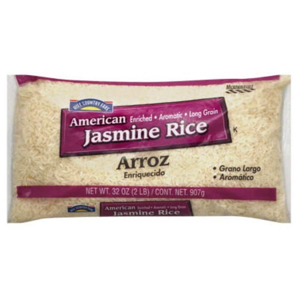 Hill Country Fare American Jasmine Rice