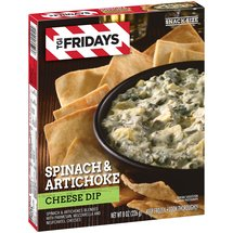 T.G.I. Friday???s Spinach & Artichoke Cheese Dip