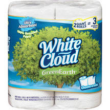 White Cloud GreenEarth Paper Towels