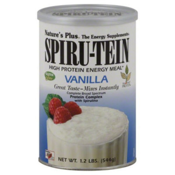 Nature's Plus Energy Meal, High Protein, Vanilla