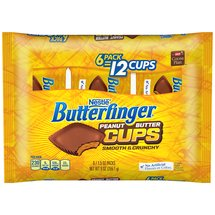Nestle Butterfinger Peanut Butter Cups