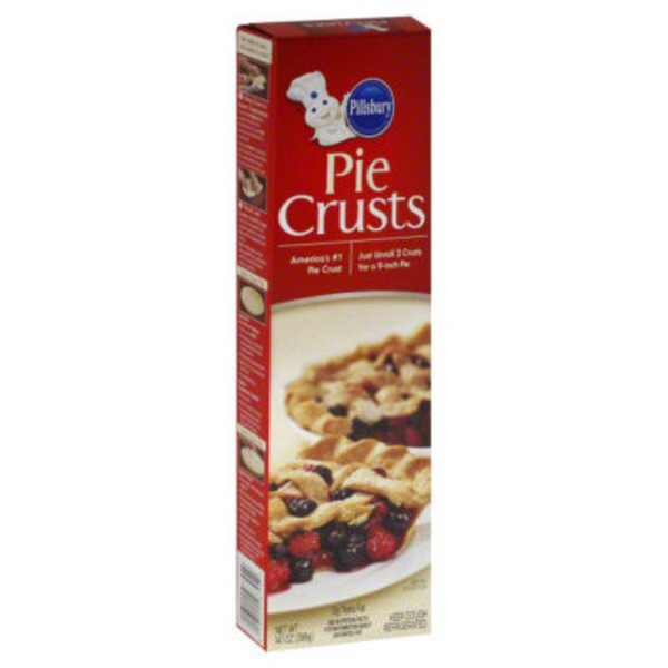 Pillsbury Pie Crusts