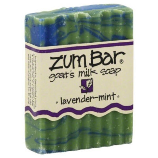 Zum Bar Lavender-Mint Goat's Milk Soap