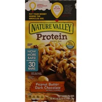 Nature Valley Peanut Butter Dark Chocolate Protein Chewy Bars