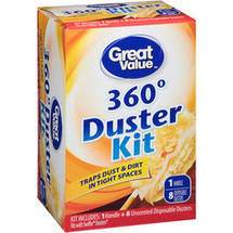 Great Value 360deg Duster Kit