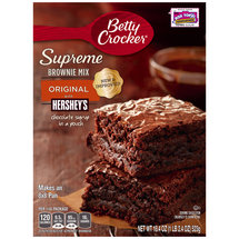 Betty Crocker Original Supreme Premium Brownie Mix