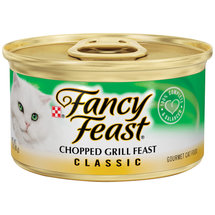 Fancy Feast Chopped Grill Feast Cat Food