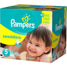 Pampers Swaddlers Diapers Super Pack Size 5