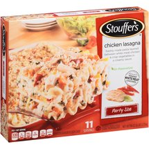 Stouffer's Party Size Chicken Lasagna