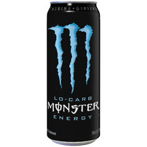 Lo-Carb Monster Energy Drink