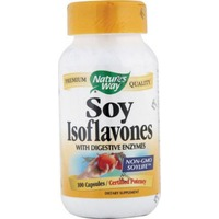 Nature's Way Soy Isoflavones with Digestive Enzymes