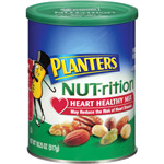 Planters Heart Healthy NUT-rition Mix