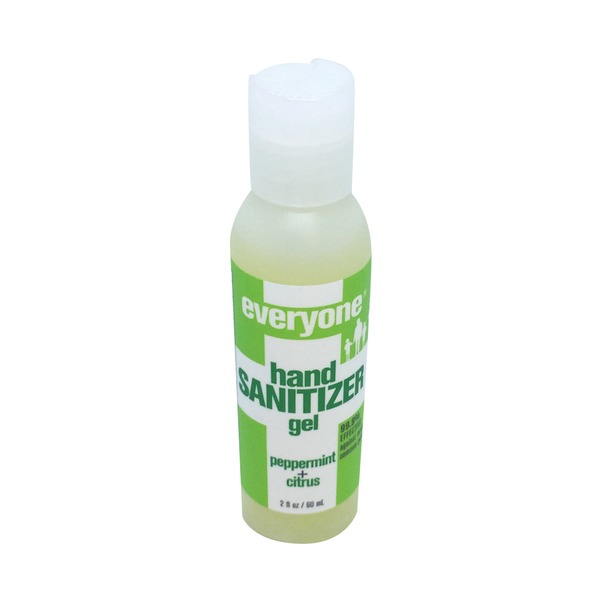 Everyone Peppermint & Citrus Hand Sanitizer Gel