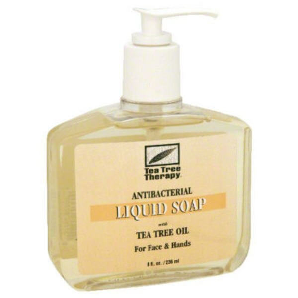 Tea Tree Therapy Antibacterial Liquid Soap, with Tea Tree Oil