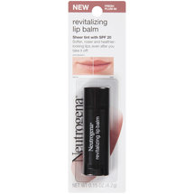 Neutrogena Revitalizing Lip Balm Fresh Plum