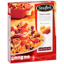 Stouffer's Large Family Size Fiesta Bake