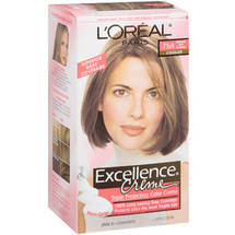 L'Oreal Excellence Creme Medium Ash Blonde Cooler 7 1/2A Hair Color