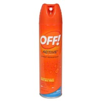 Off! Active Active Insect Repellent