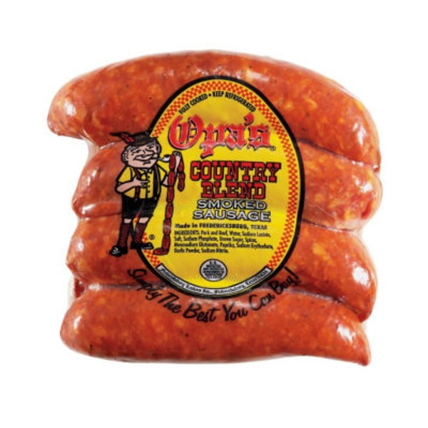 Opa's Country Blend Smoked Sausage