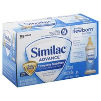 Similac Advance Advance Non-GMO OptiGro with Iron Infant Formula