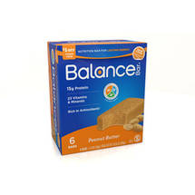 Balance Peanut Butter Energy Bar
