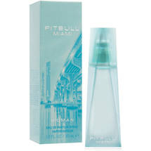 Pitbull Miami Woman Eau De Parfum Spray