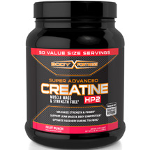 Body Fortress Super Advanced Creatine HP2 Fruit Punch Dietary Supplement