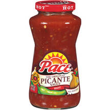 Pace Picante Hot Sauce
