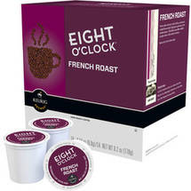 Eight O'Clock French Roast K-Cup 5.