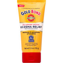 Gold Bond Healing Medicated Eczema Relief Skin Protectant Cream