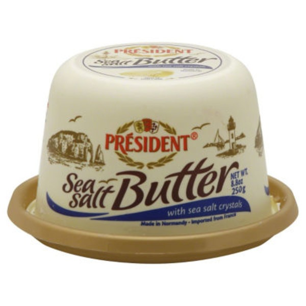 President Sea Salt Butter
