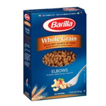Barilla Whole Grain Elbows Pasta