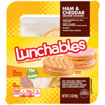 Oscar Mayer Ham & Cheddar Cracker Stackers Lunchables