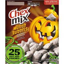 Chex Mix Muddy Buddies Peanut Butter and Chocolate Snack Mix