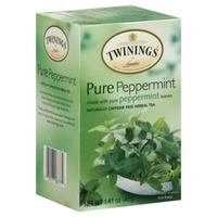 Twinings Pure Peppermint Herbal Tea Bags