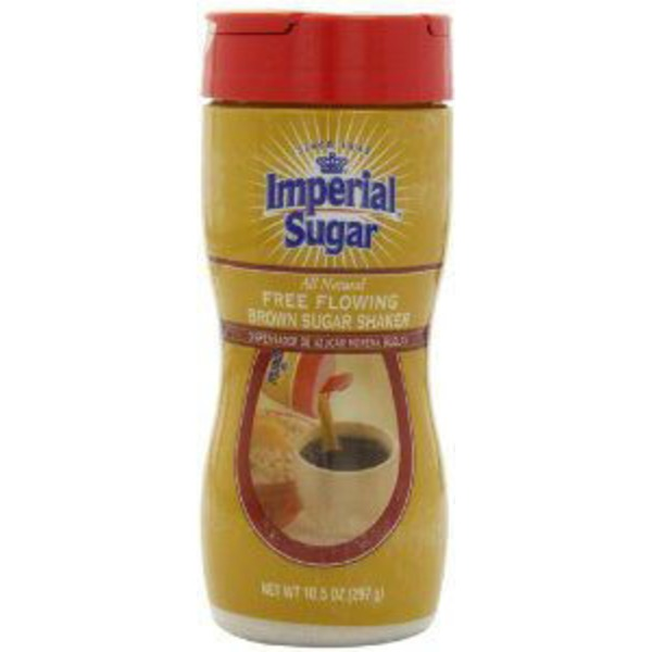 Imperial Sugar Free Flowing Brown Sugar Shaker
