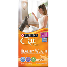 Purina Cat Chow Dry Cat Food Healthy Weight