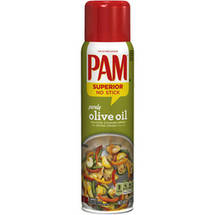 Pam Purely Olive Oil No-Stick Cooking Spray